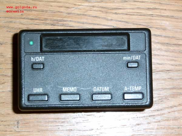 Бортовой компьютер от е30 в е34